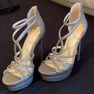 Jessica Simpson DAZZLED Heels